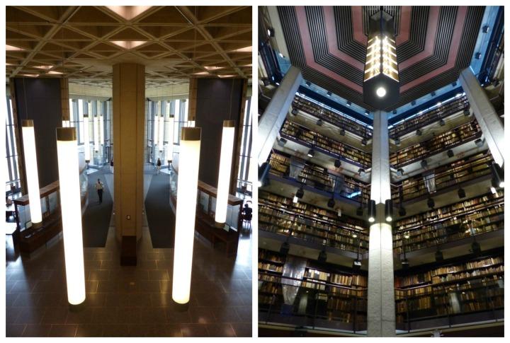 Thomas Fisher Rare Book Library Doors Open Toronto
