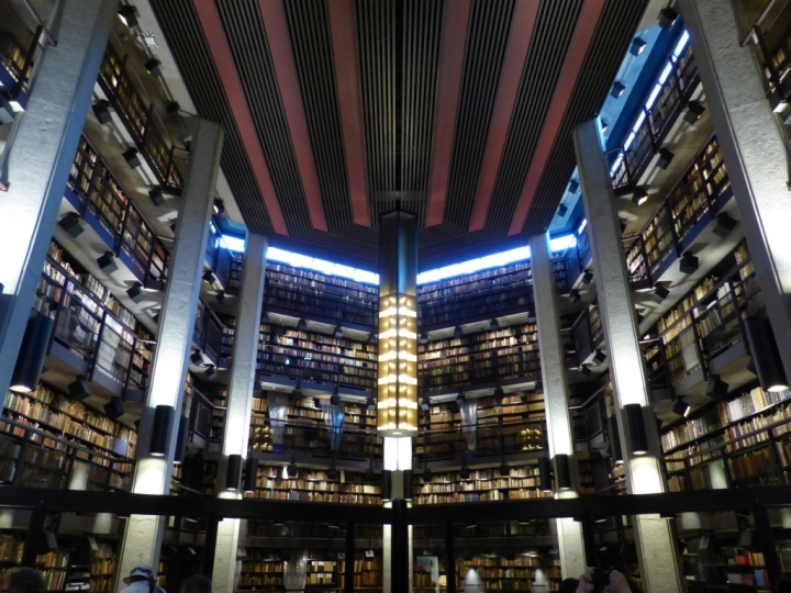Thomas Fisher Rare Book Library Doors Open Toronto